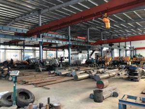 全立式转子铸铝模具的结构与工作原理